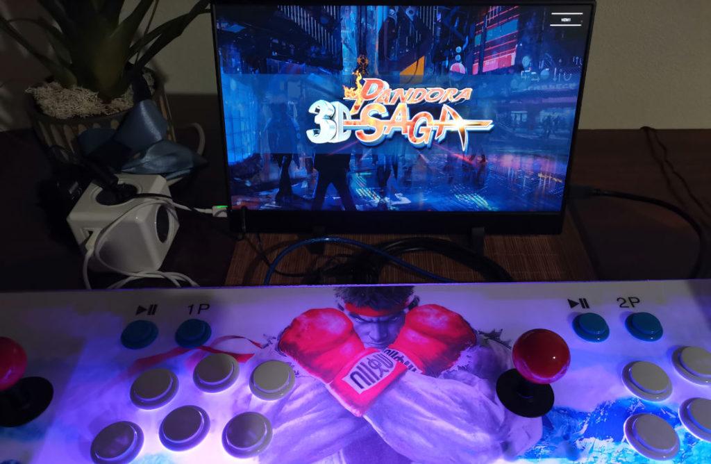 Pandora 3D Saga Jailbreak