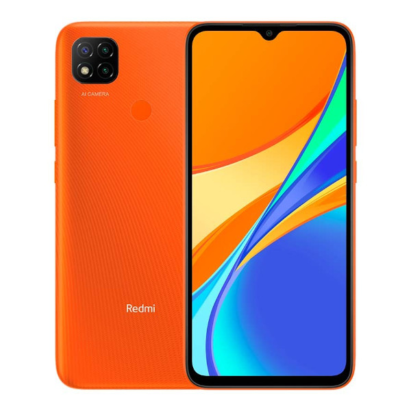 Buy Xiaomi Redmi 9C in kiboTEK Spain Europe