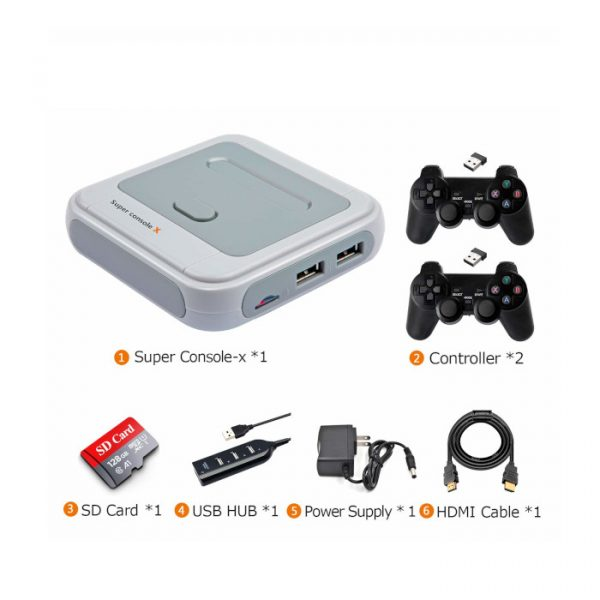 Comprar Super Console X en kiboTEK España Europe